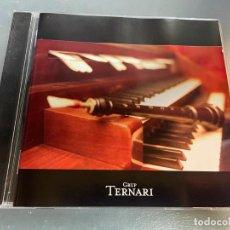 CDs de Música: GRUP TERNARI DOLÇAINA ORGANO. Lote 238587240