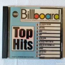 CDs de Música: BILLBOARD, TOP HITS, 1983, TOTO, AIR SUPPLY, MICHAEL SEMBELLO, EDDY GRANT, BONNIE TYLER, STRAY CATS. Lote 136032893