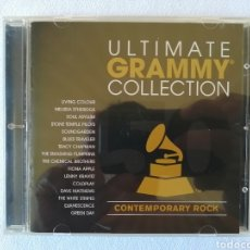 CDs de Música: ULTIMATE GRAMMY COLLECTION, GREEN DAY, EVANESCENCE, COLDPLAY, SOUNDGADEN, FIONA APPLE, LIVING COLOUR. Lote 136114441