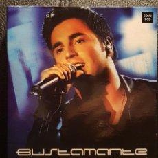 CDs de Música: DAVID BUSTAMANTE - AL FILO DE LA IRREALIDAD - EDICION DE LUJO - 2 CD'S + 2 DVD'S - NO USO CORREOS. Lote 238640860