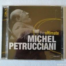 CDs de Música: MICHEL PETRUCCIANI, THE ULTIMATE, 2CDS. Lote 135844359