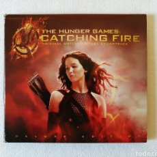 CDs de Música: THE HUNGER GAME, CATCHING FIRE. Lote 135852885