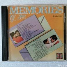 CDs de Música: NILSSON, AIR SUPPLY, MARY MAC GREGOR, PAUL ANKA, NICOLA DI BARI, RICCARDO COCCIANTE, DOMENICO MODUGN. Lote 135853155