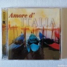 CDs de Música: JIMMY FONTANA, NICOLA DI BARI, DOMENICO MODUGNO, SALVATORE ADAMO, GIGLIOLA CINQUETTI, BOBBY SOLO 2CD. Lote 135853589