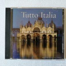 CDs de Música: NICOLA DI BARI, MINA, DOMENICO MODUGNO, RICARDO DEL TURCO, MEMO REMIGI. Lote 136030390