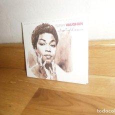 CDs de Música: SARAH VAUGHAN - STREET OF DREAMS - 2 CDS - DISPONGO DE MAS CDS. Lote 238656195