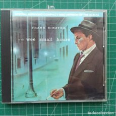 CD de Música: FRANK SINATRA - IN THE WEE SMALL HOURS (CD, ALBUM). Lote 238729360
