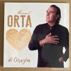 CDs de Música: MANUEL ORTA - NUEVO. Lote 238778580