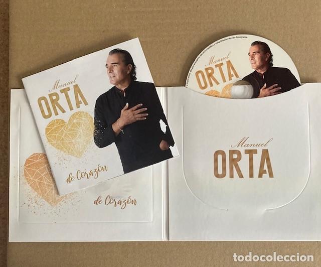 CDs de Música: MANUEL ORTA - NUEVO - Foto 3 - 238778580