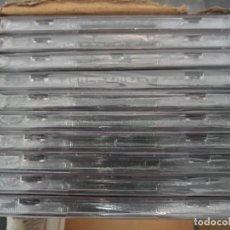 CDs de Musique: LOTE SORPRESA CON 10 CDS NUEVOS DE GRUPOS ESPAÑOLES DE ROCK Y METAL. Lote 238842425