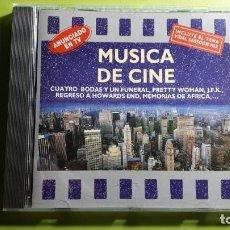 CDs de Música: MÚSICA DE CINE - CUATRO BODAS Y UN FUNERAL - PRETTY WOMAN - JFK... - 1995 - COMPRA MÍNIMA 3 EUROS. Lote 238848005