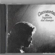 CDs de Música: CAMARON DE LA ISLA CD ALBUM 1997 LA LEYENDA DEL TIEMPO CANTE FLAMENCO INSERT + LETRAS BUEN ESTADO !. Lote 239367255