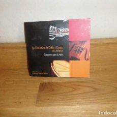 CDs de Música: LA SINFONICA DE COBLA I CORDA DE CATALUNYA - SARDANES PER AL MON - CD - DISPONGO DE MAS CDS. Lote 239372005