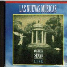 CDs de Música: OYSTEIN SEVAG - LINK.. Lote 239394760