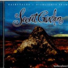 CDs de Música: SECRET GARDEN - FAIRYTALES. HIGHLIGHTS FROM A SECRET GARDEN. Lote 239396350