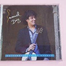 CDs de Música: CD-SAMUEL DIZ-GUITARRA CLÁSICA GALEGA-EXCELENTE ESTADO-VER FOTOS. Lote 239501450