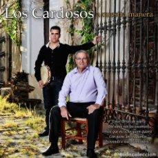 CDs de Música: LOS CARDOSOS - CD A NUESTRA MANERA (2011). Lote 239515495
