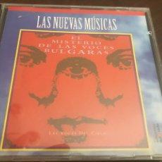 CDs de Música: EL MISTERIO DE LAS VOCES BÚLGARAS. Lote 239553320