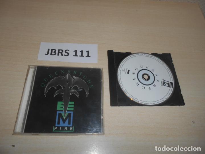 MUSICA - QUEENSRYCHE , EMPIRE - 1º EDICION - EDICION ESPAÑOLA (Música - CD's Heavy Metal)