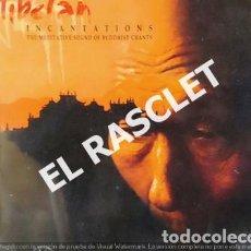 CDs de Música: CD MUSICA - TIBETAN - INCANTATIONS. Lote 239671525