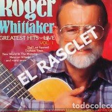 CDs de Música: CD MUSICA - ROGER WHIFFAKER - VOLUMEN 1. Lote 239671995