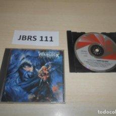 CDs de Música: MUSICA - WARLOCK - TRIUMPH OF AGONY - 1º EDICION - EDICION ESPAÑOLA. Lote 239672000