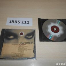 CDs de Música: MUSICA - ENCOMIUM A TRIBUTE TO LED ZEPPELIN , 1º EDICION , EDICION ESPAÑOLA. Lote 239673525