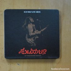 CD de Música: BOB MARLEY & THE WAILERS - EXODUS - CD. Lote 239689245