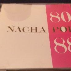 CDs de Música: 1A NACHA POP CD 80 88 ANTONIO VEGA + 5€ ENVIO CN. Lote 239705085