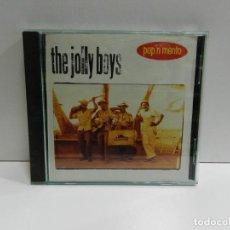 CDs de Música: DISCO CD. THE JOLLY BOYS – POP 'N' MENTO. COMPACT DISC.. Lote 239721565