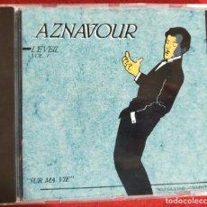 CDs de Música: AZNAVOUR LÉVEIL-VOL. I - CD -. Lote 239724125