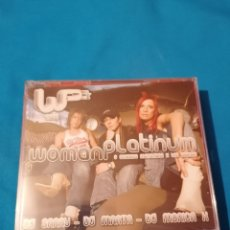 CDs de Música: WOMAN PLATINUM 2005 3CD PRECINTADO DJ MARTA. Lote 239753870