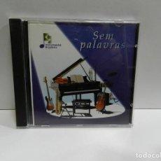 CDs de Música: DISCO CD. VARIOS – SEM PALAVRAS. COMPACT DISC.. Lote 239782380