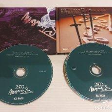 CDs de Música: 250 ANIV. MOZART / 11 Y 12 / DON GIOVANNI I Y II / LIBRO-CD - 60 PAG / CALIDAD LUJO.. Lote 239871445