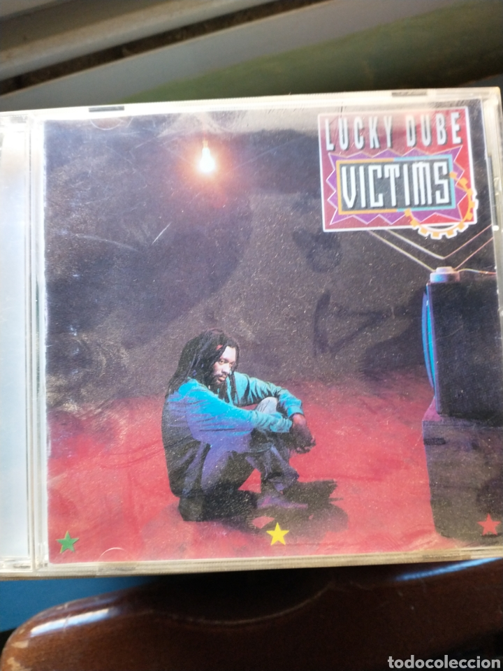 LUCKY DUBE CD (Música - CD's Reggae)