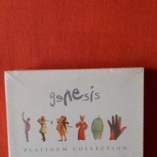 CDs de Música: GENESIS PLATINUM COLLECTION 3 CD (PRECINTADO). Lote 239960000