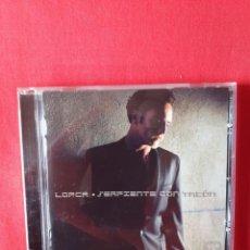 CDs de Música: SERPIENTE CON TACON. LORCA.. Lote 239960630