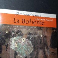 CDs de Música: GRANDES ÓPERAS 'LA BOHEME' MARÍA CALLAS-GIUSEPPE DI STEFANO-ESCALA DE MILÁN. Lote 239971815