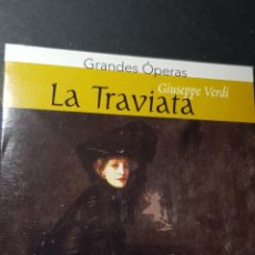 CDs de Música: GRANDES ÓPERAS 'LA TRAVIATA' MARÍA CALLAS-FRANCESCO ALBANESE-RAI DE TURÍN. Lote 239972320