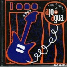 CDs de Música: UNA FRACCION DE AJO+AGUA. Lote 239980510