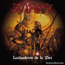 CDs de Música: ZARPA – LUCHADORES DE LA PAZ + 6 BONUS TRACKS. Lote 263935215