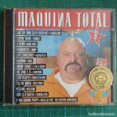 CDs de Música: MAQUINA TOTAL 8 (2XCD, COMP, P/MIXED). Lote 240076065