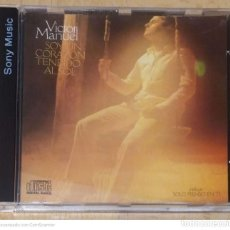 CDs de Música: VICTOR MANUEL (SOY UN CORAZON TENDIDO AL SOL) CD PRIMERA EDICIÓN DE SU LP DE 1978. Lote 215929637