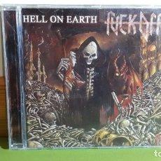 CDs de Música: FUCK OFF - HELL ON EARTH - 2006 - COMPRA MÍNIMA 3 EUROS. Lote 240127105
