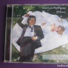 CDs de Musique: JOSÉ LUIS RODRÍGUEZ EL PUMA - LA LLAMADA DEL AMOR - CD EPIC 1996 PRECINTADO - MELODICA LATINA VENEZ. Lote 240137235