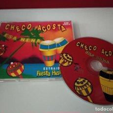 CDs de Musique: CHECO ACOSTA - ESA NENA CD SINGLE CAJA PLASTICO LATIN MUSIC. Lote 240180535