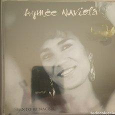 CDs de Música: AYMEE NUVIOLA SIENTO RENACER. Lote 240188985
