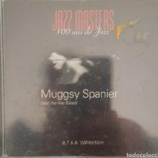 CDs de Música: MUGGSY SPANIER JAZZ MASTERS 100 AÑOS DE JAZZ. Lote 240195085