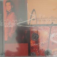 CDs de Música: KURT ELLING THIS TIME IT'S LOVE. Lote 240197760