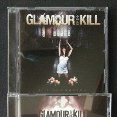 CDs de Música: LOTE GLAMOUR OF THE KILL / THE SUMMONING (2 EDICIONES DISTINTAS) - ENGLISH BAND FROM YORK. Lote 240200120